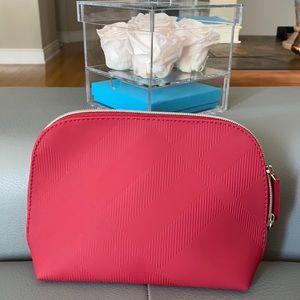 Burberry cosmetics case brand new